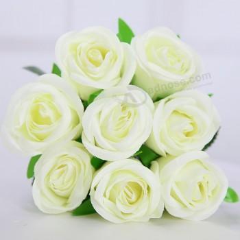 10pcslot beige fresh rose artificial silk flowers real touch rose 10pcslot beige fresh rose artificial silk flowers real touch rose flowers home decorations for w mightylinksfo